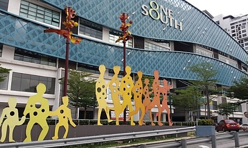 Park @ One South